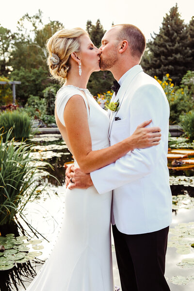 Denver Botanical Gardens Wedding