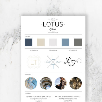 Brand-Design-Lotus-Travel