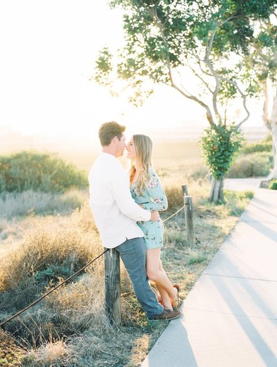 Coronado Engagement Photos
