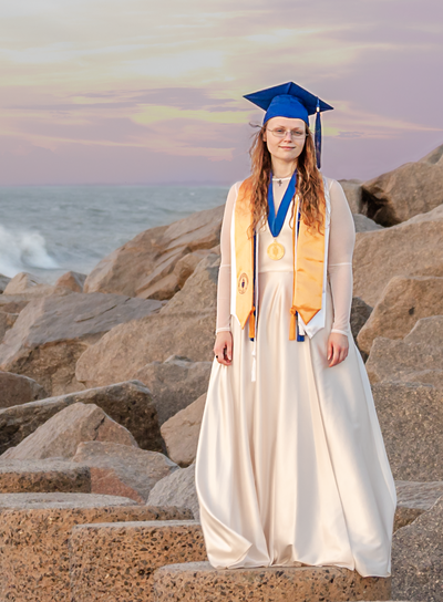 Graduation - Seniors - College - High School - Commencement - University - Community - Celebration | Bella Lumiere Photography