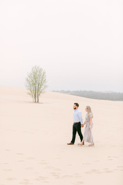 Leidy and Josh Photography | Silver Lake Engagement-20