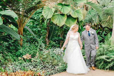 Amber + Mathew Married - Botanical Garden Des Moines-6777