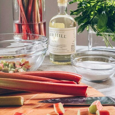 how-to-make-rhubarb-gin-recipe-keto-a-cultivated-living-featured