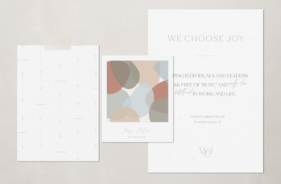 We Choose Joy - Portfolio8