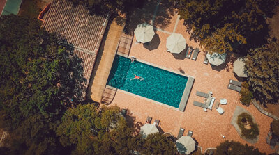 Pool - - Bastide Avellanne