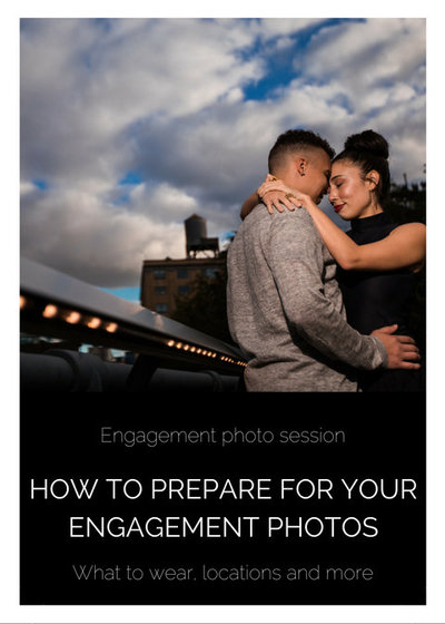 Engagement photo session guide