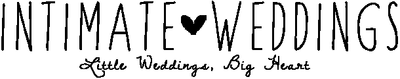 intimate weddings logo