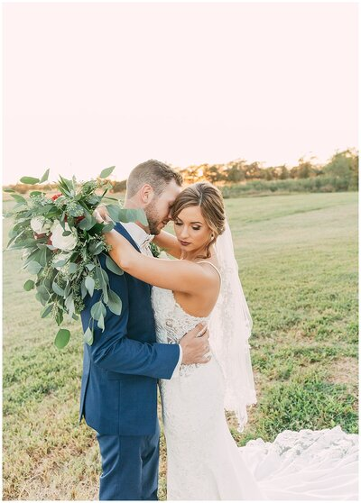Rustic Greenery Indoor Outdoor Wedding at Emery's Buffalo Creek - Houston Wedding Venue_0125