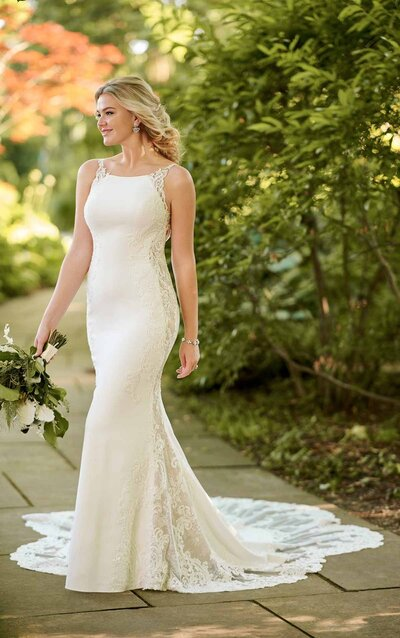 D2993 IV - Essense of Australia - Janene's Bridal
