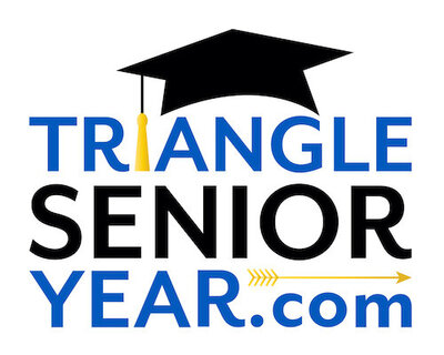 Triangle Senior Year Logo