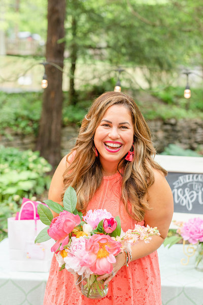 Amber Housley - Marketing Strategist for Creative Women - Inspired Retreat 2019 Day 1 - 30