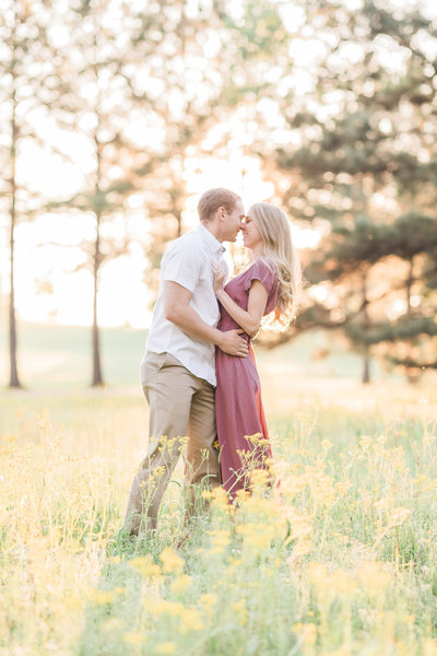 East Texas Engagement Session