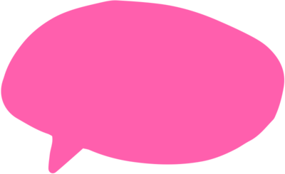 pink-speech-bubble-left