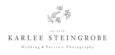 Karlee Steingrobe Photography_Main Logo Grey