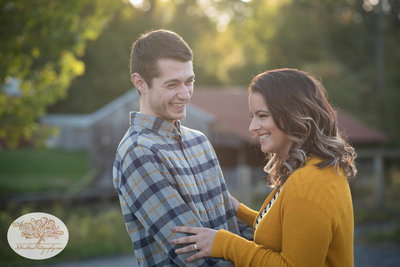 Syracuse Fall Engagement Pictures-4