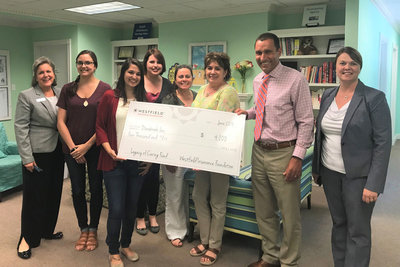 Dunebrook Receives Grant from General Insurance Services and Westfield Insurance Foundation