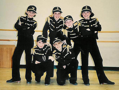 Original TDC Rhythm Nation Competition Tap Group