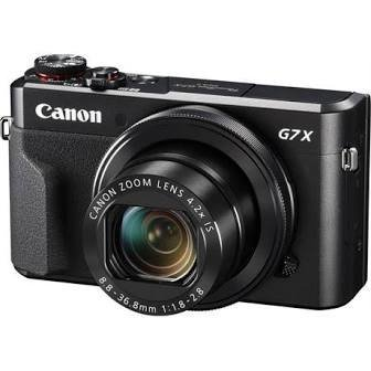 Canon G7x March II