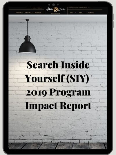 grey backgroun Heather Crider Site Image Ipad  search inside yourself program impact report 2019