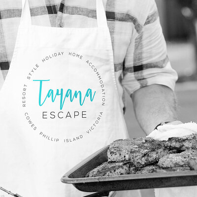 Tayana Escape Apron by The Brand Advisory