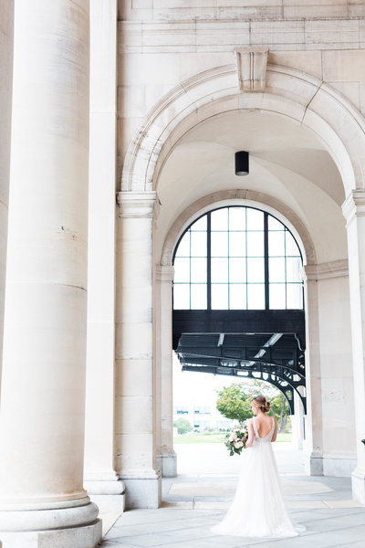 Science Museum of Virginia Richmond wedding photographer