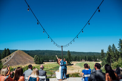 Suncadia Swiftwater Cellars Seattle Wedding Venue