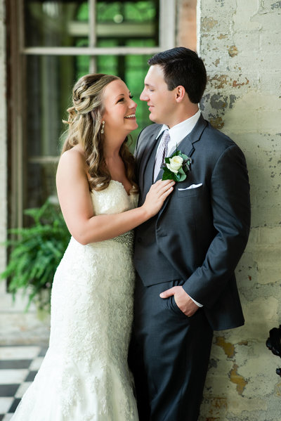 annesdale mansion wedding photo