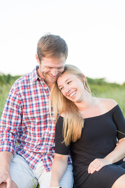 Newport Engagement Session