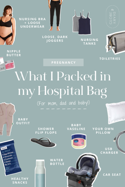 Hospital Bag Checklist Calgary