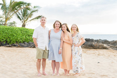 Maui beach portraits