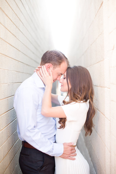 Romantic Engagement Session | Amy & Jordan Photography