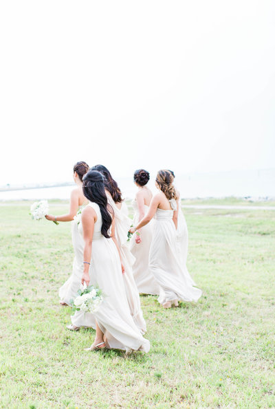 Fine Art bridesmaids photo Virginia