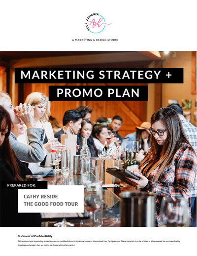Marketing Strategy and Promo Plan