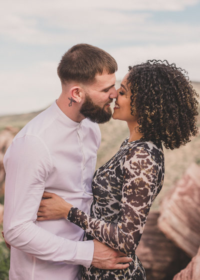 Las Vegas Engagement Portraits
