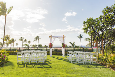 Maui Wedding Venues - Four Seasons Maui