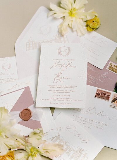 pirouettepaper.com | Wedding Stationery, Signage and Invitations | Pirouette Paper Company | Invitation Styling and Flatlays | Sposto Photography 019