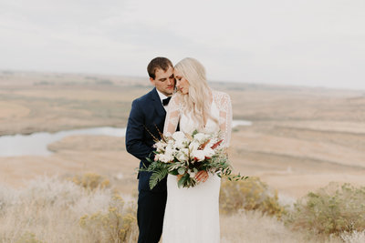 Shelby + Cody Boho Ranch Wedding | Tin Sparrow Events + Alex Lasota Photography