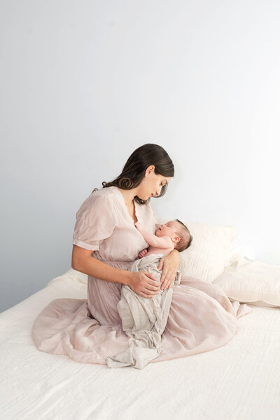 Washington DC & Northern Virginia Maternity, Newborn, & Family Photographer. Alexis El Massih Photography offers timeless, romantic images  for the mama to be.