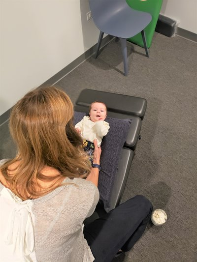 Pediatric Chiropractic in Naperville