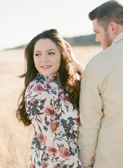 11-30-2020 Sean & Andrea Engagement Session at Wichita Mountains-49