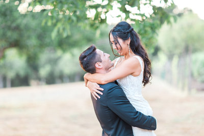 Napa and Sonoma wedding photographer