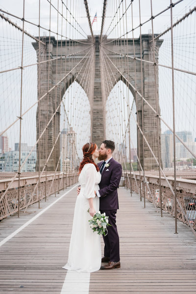 Brooklyn+Bridge+elopement+NYC+Betrothed+Magazine