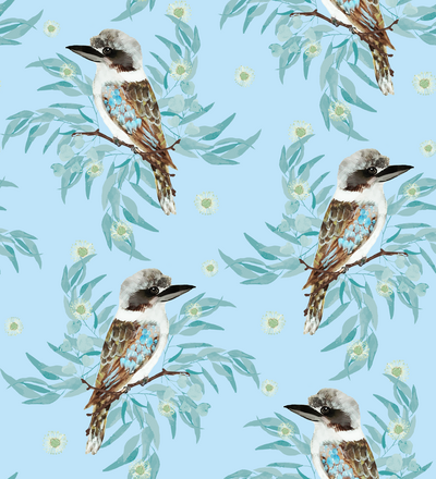 kookaburra-repeat-12inch-BLUE