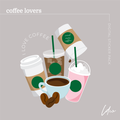 LDC_Stickers_Coffee_Lovers
