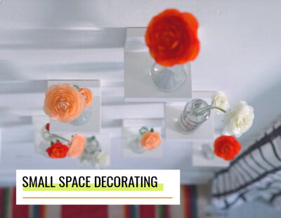 3m small space decorating