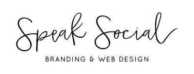 Speak Social Logo