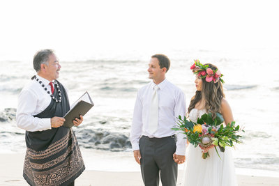 Maui Wedding Officiants and Ministers