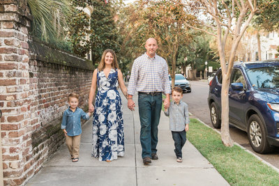 Janice Jones Photography Downtown Charleston Family Session 17