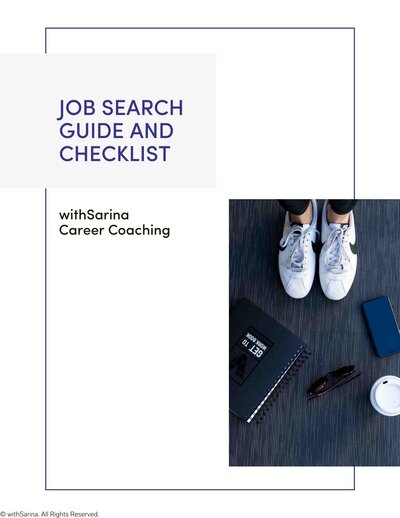 Job Search Guide Freebie