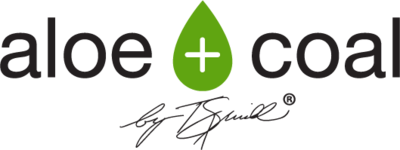 Aloe + Coal Logo (PNG)